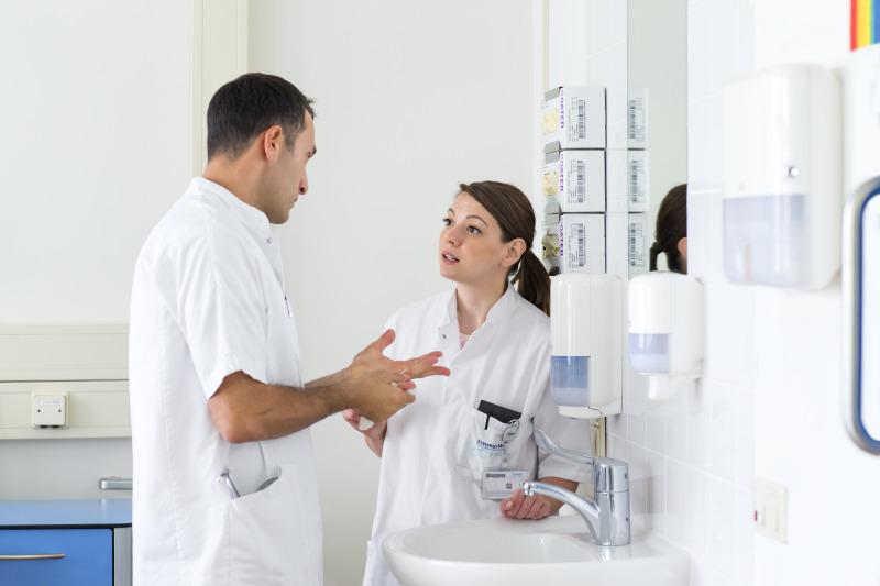 higiena w szpitalu - TORK